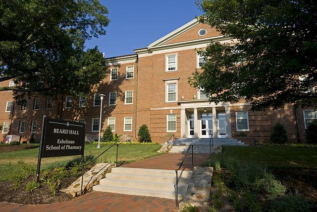 University of North Carolina Eshelman School of Pharmacy